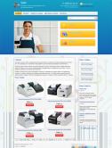 Интернет-магазин оборудования для штрих кодирования